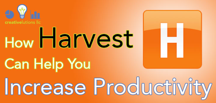 Harvest Help Increase Productivity